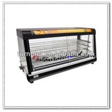K427 Counter Top Luxurious Electric Warming Showcase
