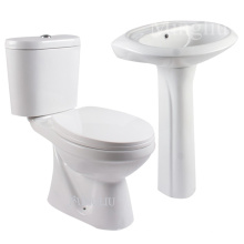 fast sale wc bathrooms fitting and toilets with basin