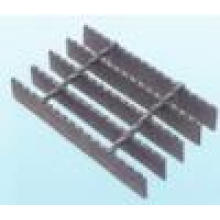 Serrated grating , serrated grid , serrated bar floor