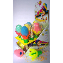 Atire doces de brinquedo de flores (70902)