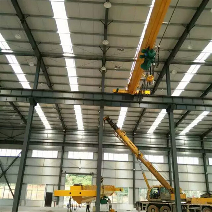 Single Girder EOT Crane with Hoist