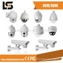 Anoidzed aluminium die casting Nuevo producto innovador camera housing con limpiaparabrisas para industrial