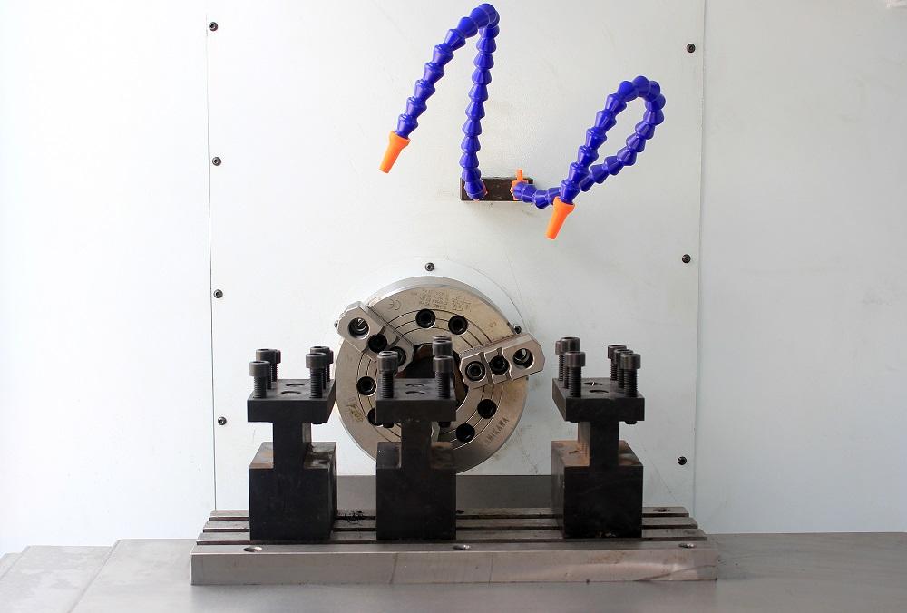 Heavy Cut CNC Machine