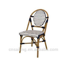 Роскошная прочная легкая чистка веерообразного стула ротанга