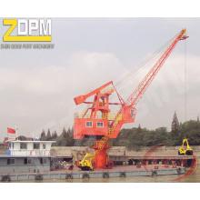 Плавучий кран кран/порт краны/подъем крана/барж кран/Dock