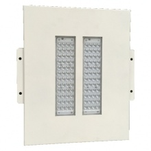 Luminarias empotradas de techo con luz de 100 vatios LED