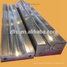 GRP pultrusion mould shape type of profile mould