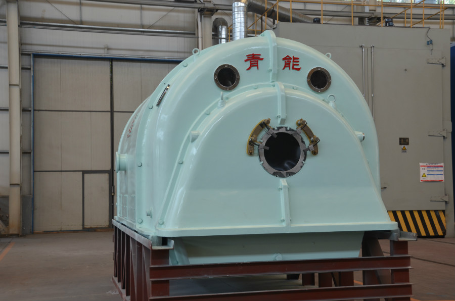 Steam Turbine Generator 34