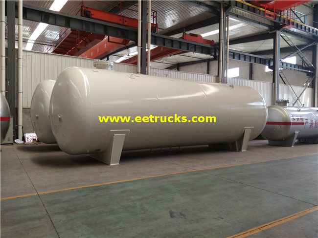 60000L NH3 Bulk Storage Tanks