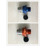 ISO16028 Quick Coupling FF5A Male Gray