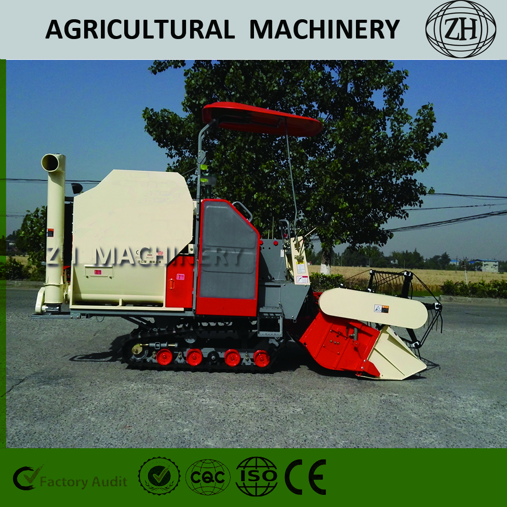 4LZ-1.6 Series Small Combine Harvester Price