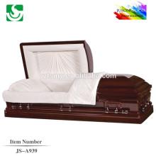 fornecedor de garantia comércio comprar caixão de madeira