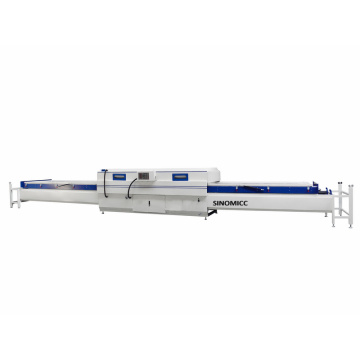 Автоматический вакуумный пленочный ламинатор 2480D