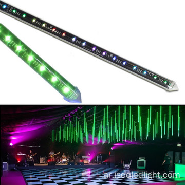 إضاءة ذكية 3D DMX Pixel Led Tube