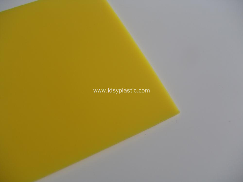High Density PE Plastic Sheet for Industry