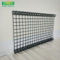 Low Carbon Steel Double Circle Fence