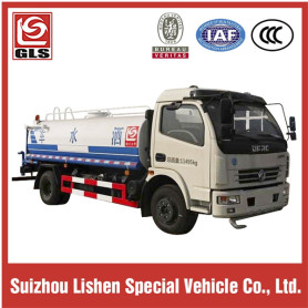 Diesel Engine 4-10cbm Water Transport Tank Truck