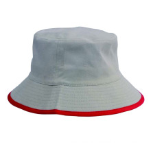 Foldable fisherman stylish bucket hats male female blank hunting fishing hat outdoor activities sunhat with border brim