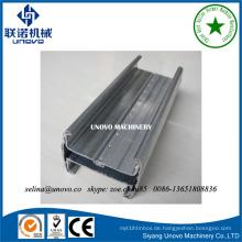 Stahlpfirsichform-Zaunpfosten