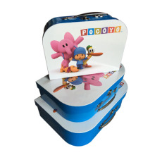 Children Small Christmas Suitcase Gift Boxes