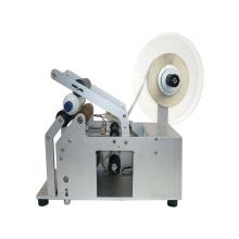 Máquina de rotulagem e codificação adesiva manual da venda quente com etiqueta da fábrica