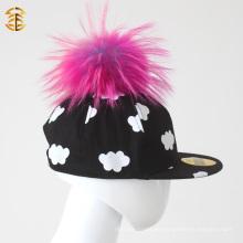Gorra de béisbol de los niños del Snapback del algodón del precio al por mayor de la fábrica