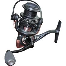Moulinet de pêche Spinning en aluminium 9 + 1