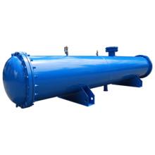 Condensador de casco e tubo