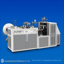 (KMPD -12) Machine de fabrication de poignées en papier / avec applicateur de poignée en ligne