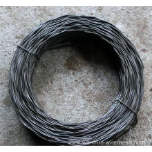 Building material twisted soft annealed black iron tie wire