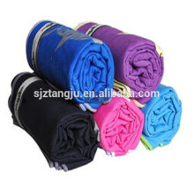 Promotional Cheap Hanging Sports Fitness Suede Microfiber Towels