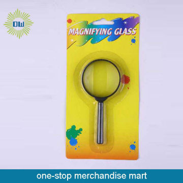 plastic magnifying lens