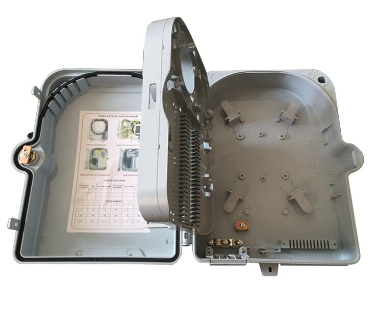Wall Mounted Fiber Termination Box