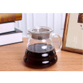 Fashion Design Coffee Maker with Airtight Lid Fine Quality