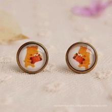 Various model ! bear earring, fashion earring