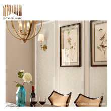 easy clean chinese sticker vinyl woven wall paper for sale