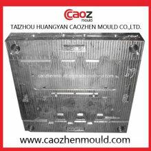 Molde plegable de la tapa del cajón de la inyección plástica en Huangyan