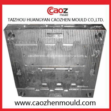 Plastic Injection Foldable Crate Lid Mould in Huangyan