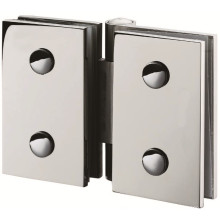 Stainless Steel Bathroom Glass Clamp Shower Hinge Door Hinge