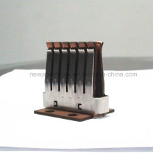 Máquina de corte do laser da chapa metálica e do metal da elevada precisão do armário, painel, suporte