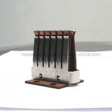 Высокая точность листового металла и металла лазерной резки шкафа, панели, Кронштейн
