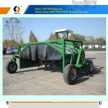 ZFQ250,2500mm withdrow Towt Compost Turner