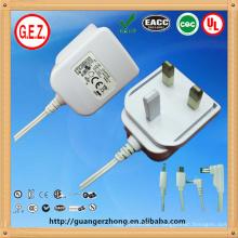 CE RoHs 100-240v AC 34V 1A DC haute qualité adaptateur de commutation