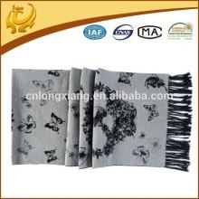 Chinese Factory Viscose Material Promotion Écharpe sur mesure