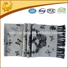 Chinese Factory Viscose Material Promotion Custom Made Scarf