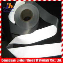 100 % Polyester Silber reflektierenden Zeltstoff für Kleidung, Handschuhe, Hut, Zelt