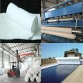 Rodovia de tecido de filtro geotêxtil não tecido para animais de estimação