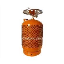 Heißer Verkauf und Qualität Camping oder Kochen 5kg LPG Gasflasche