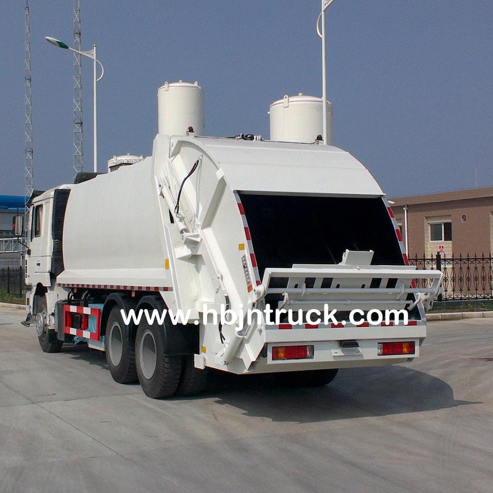 18 Cubic Meters Garbage Truck