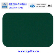 Powder Coating Paint of High Gloss Dark Green